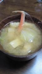 石井智也 公式ブログ/味噌汁 画像2