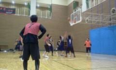 石井智也 公式ブログ/姉の旦那のバスケの試合見学 画像3