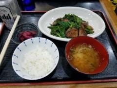 石井智也 公式ブログ/昨日のランチ 画像1