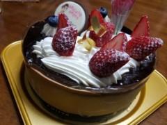 石井智也 公式ブログ/誕生日ケーキ 画像1