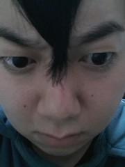 石井智也 公式ブログ/前髪伸びた 画像1