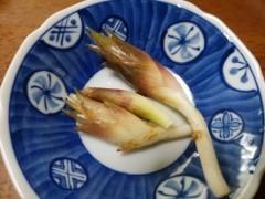 石井智也 公式ブログ/今年初収穫 画像1