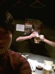 石井智也 公式ブログ/オチョ飲み 画像1