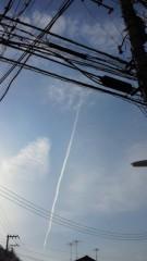 石井智也 公式ブログ/嫌な雲 画像1