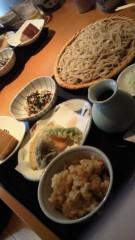 石井智也 公式ブログ/蕎麦ランチ 画像1