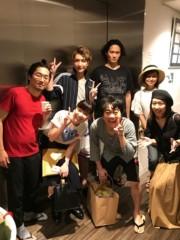石井智也 公式ブログ/ジョン万次郎七日目終了 画像1