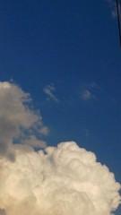 石井智也 公式ブログ/夏の雲 画像1