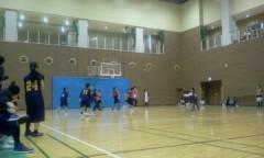 石井智也 公式ブログ/姉の旦那のバスケの試合見学 画像1