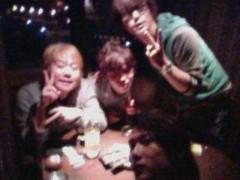 石井智也 公式ブログ/金髪を肴に酒を飲む 画像2