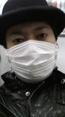 石井智也 公式ブログ/レザーにマスク 画像1