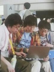 石井智也 公式ブログ/BSプレミアムにてハッピーフライト 画像1