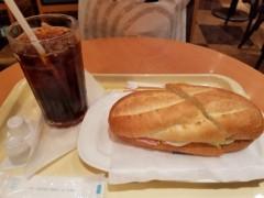 石井智也 公式ブログ/また食べた 画像1
