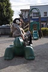 高見綾 公式ブログ/「亀と私2011」 画像1