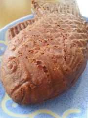 黒河奈美 公式ブログ/鯛焼き 画像1