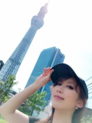 keiko(Vanilla Mood) 公式ブログ/黄昏のスカイツリー♪ 画像1