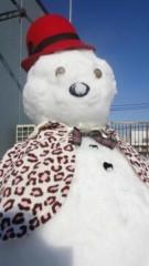 keiko(Vanilla Mood) 公式ブログ/大嵜家の雪だるま! 画像1