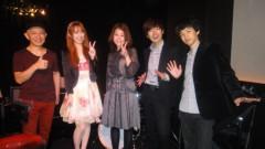 keiko(Vanilla Mood) 公式ブログ/中西Quartet Liveれぽ♪ 画像1