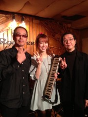 keiko(Vanilla Mood) 公式ブログ/ピアノトリオ! 画像2