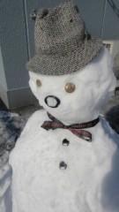keiko(Vanilla Mood) 公式ブログ/大嵜家の雪だるま! 画像2