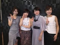 keiko(Vanilla Mood) 公式ブログ/じゃず撫子大阪編♪ 画像1