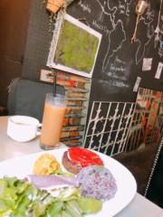 keiko(Vanilla Mood) 公式ブログ/渋谷のカフェにて♪ 画像1