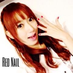 keiko(Vanilla Mood) 公式ブログ/RED NAiL 画像1