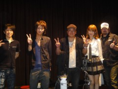 keiko(Vanilla Mood) 公式ブログ/Coral Reef Live@La Donnaれぽ 画像3