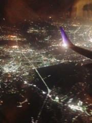 keiko(Vanilla Mood) 公式ブログ/夜の飛行機♪ 画像3