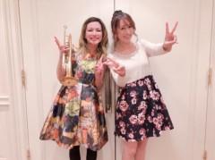keiko(Vanilla Mood) 公式ブログ/ChihiroちゃんとParty演奏でした♪ 画像1