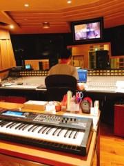 keiko(Vanilla Mood) 公式ブログ/道山さんとのレコーディング♪ 画像2