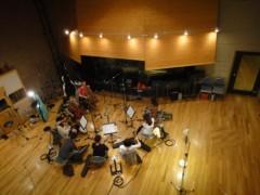 keiko(Vanilla Mood) 公式ブログ/弦recording〜♪ 画像1