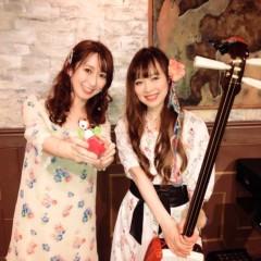 keiko(Vanilla Mood) 公式ブログ/ちえちゃん春ライブ♪ 画像1