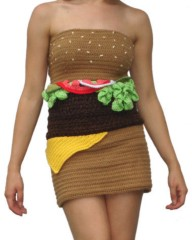ケイティ・ペリー 公式ブログ/[ケイティより♪] チーズバーガー・ドレス 画像1