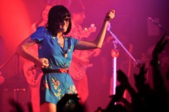 ケイティ・ペリー プライベート画像/ケイティ・ペリー来日公演 2009 Katy_Live06