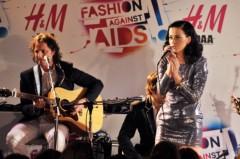 """ケイティ・ペリー 公式ブログ/[滞在記] H&M原宿店 """"FASHION AGAINST AIDS""""イベント 画像2"""