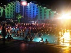 ケイティ・ペリー 公式ブログ/[ケイティより♪] midnight pool party!! 画像1