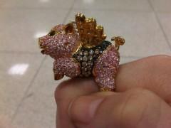 ケイティ・ペリー 公式ブログ/[ケイティより♪] Swine Flu Ring 画像1