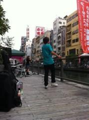 HIROKO(Hi-GRAVITY) 公式ブログ/道頓堀でo(^▽^)o 画像1