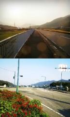 林宏美 公式ブログ/徳島から地元へ 画像1