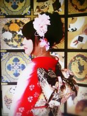 林宏美 公式ブログ/成人式の前撮りです 画像1