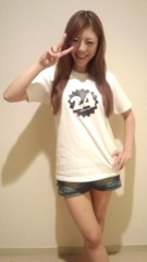 渋沢一葉 公式ブログ/24Tシャツ。 画像1