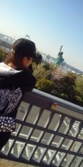 渋沢一葉 公式ブログ/お花見初体験 画像1