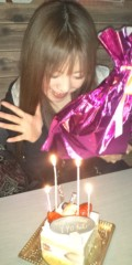 渋沢一葉 公式ブログ/私の誕生日� 画像1