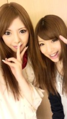 渋沢一葉 公式ブログ/ビンタ合戦。 画像1