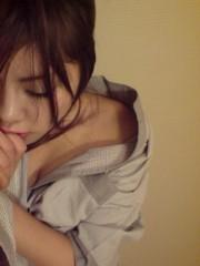 渋沢一葉 公式ブログ/寝起きショットο 画像1