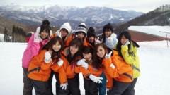 渋沢一葉 公式ブログ/雪山ο 画像1