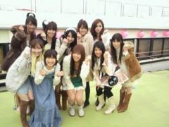 渋沢一葉 公式ブログ/アイドル★リーグメンバーが水着で舞台挨拶!? 画像3