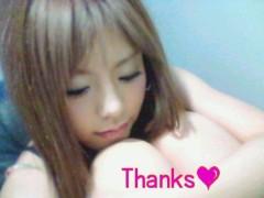 渋沢一葉 公式ブログ/Thanks 画像1