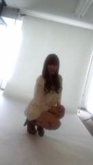 渋沢一葉 公式ブログ/撮影中 画像2