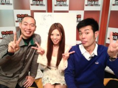 渋沢一葉 公式ブログ/レギュラーさんに♪  画像2